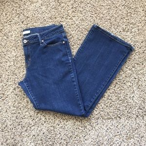 Levi's 545 Low Rise Bootcut Jean size 14!